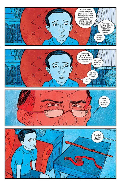 The Manhattan Projects #5 (Jonathan Hickman, Nick Pitarra)