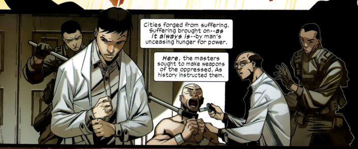 Ultimate Comics X-Men (Nick Spencer, Carlo Barberi)