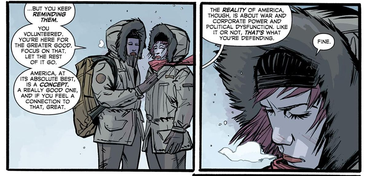 The Massive #5 (Brian Wood, Garry Brown)