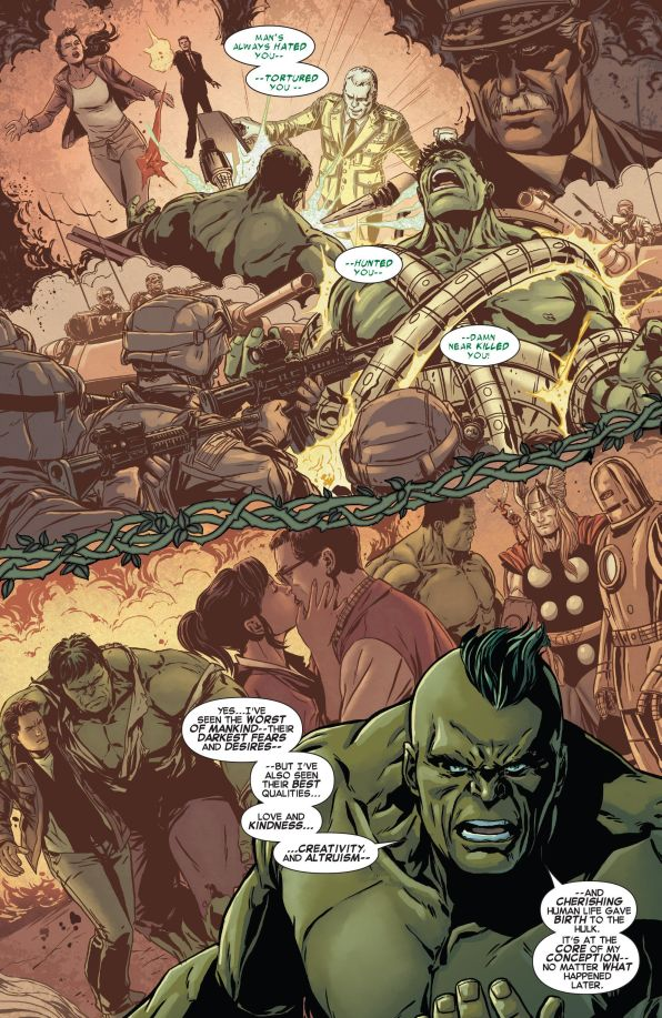 Hulk Annual #3 (Monty Nero, Luke Ross)