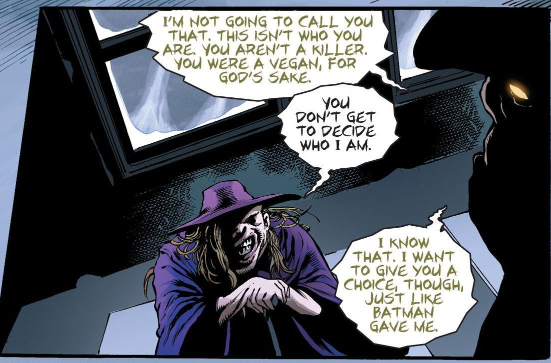 Detective Comics #946 by James Tynion IV and Eddy Barrows (2016)