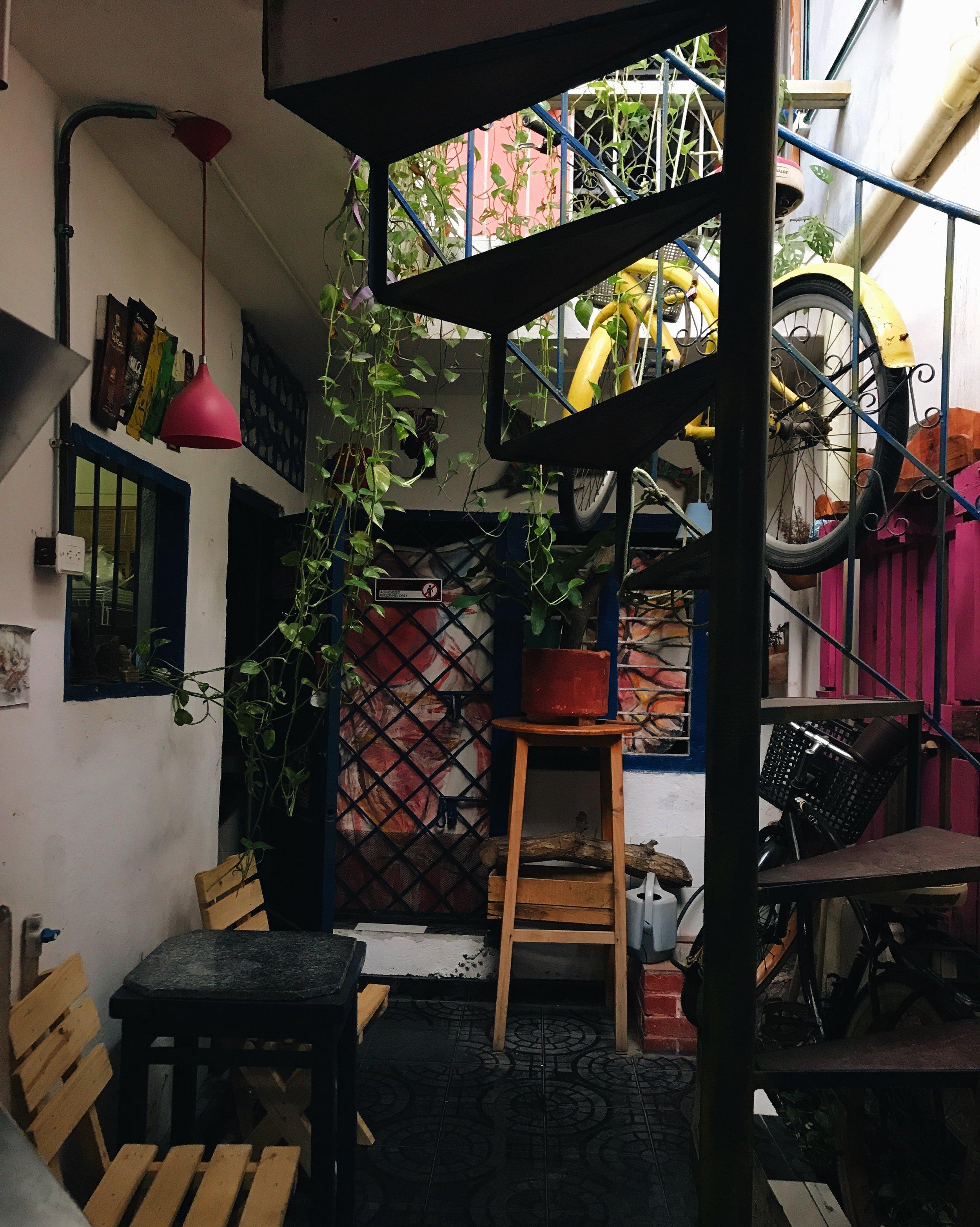 Cafe del muro cartagena