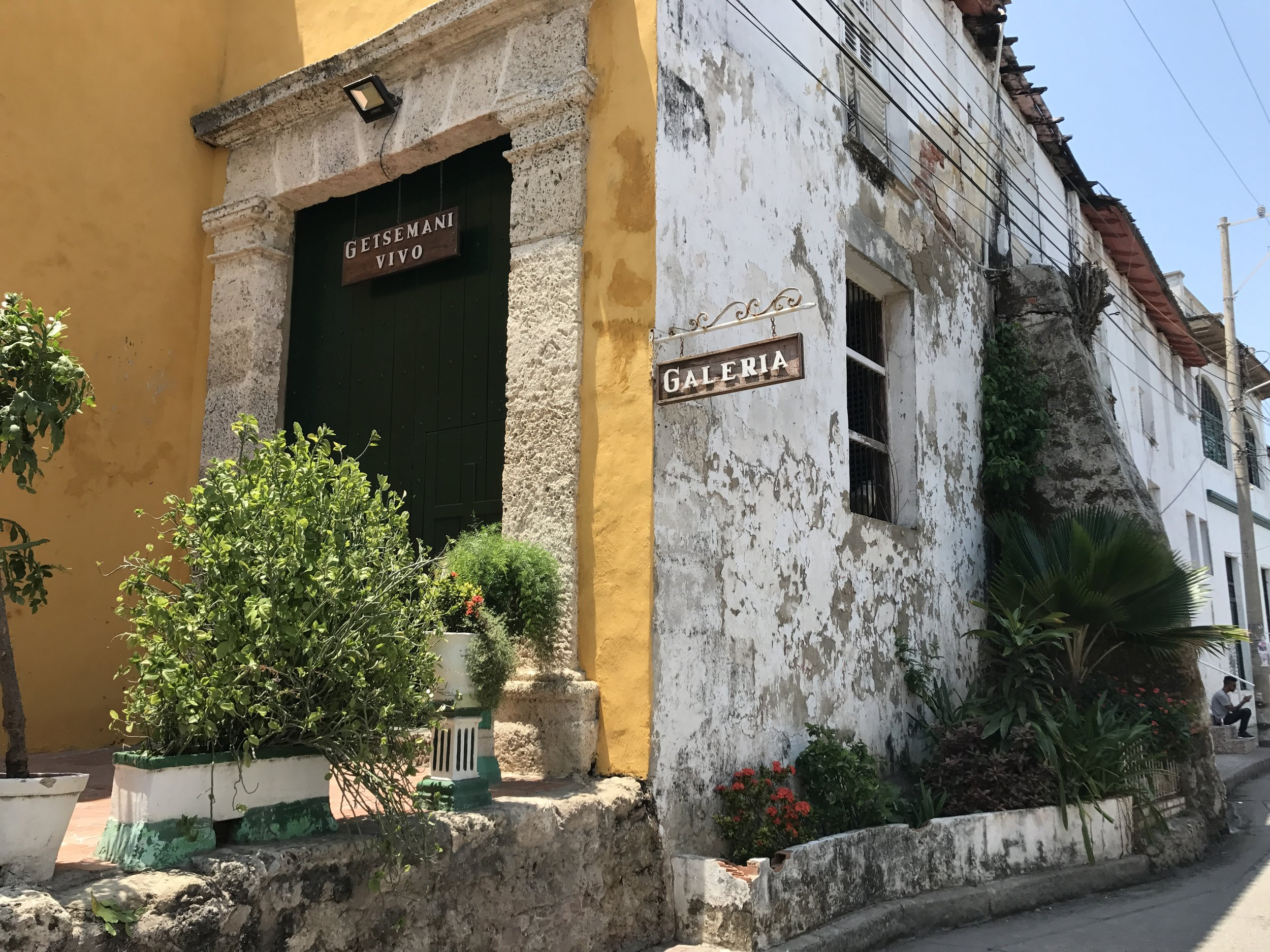 Getsemani travel guide