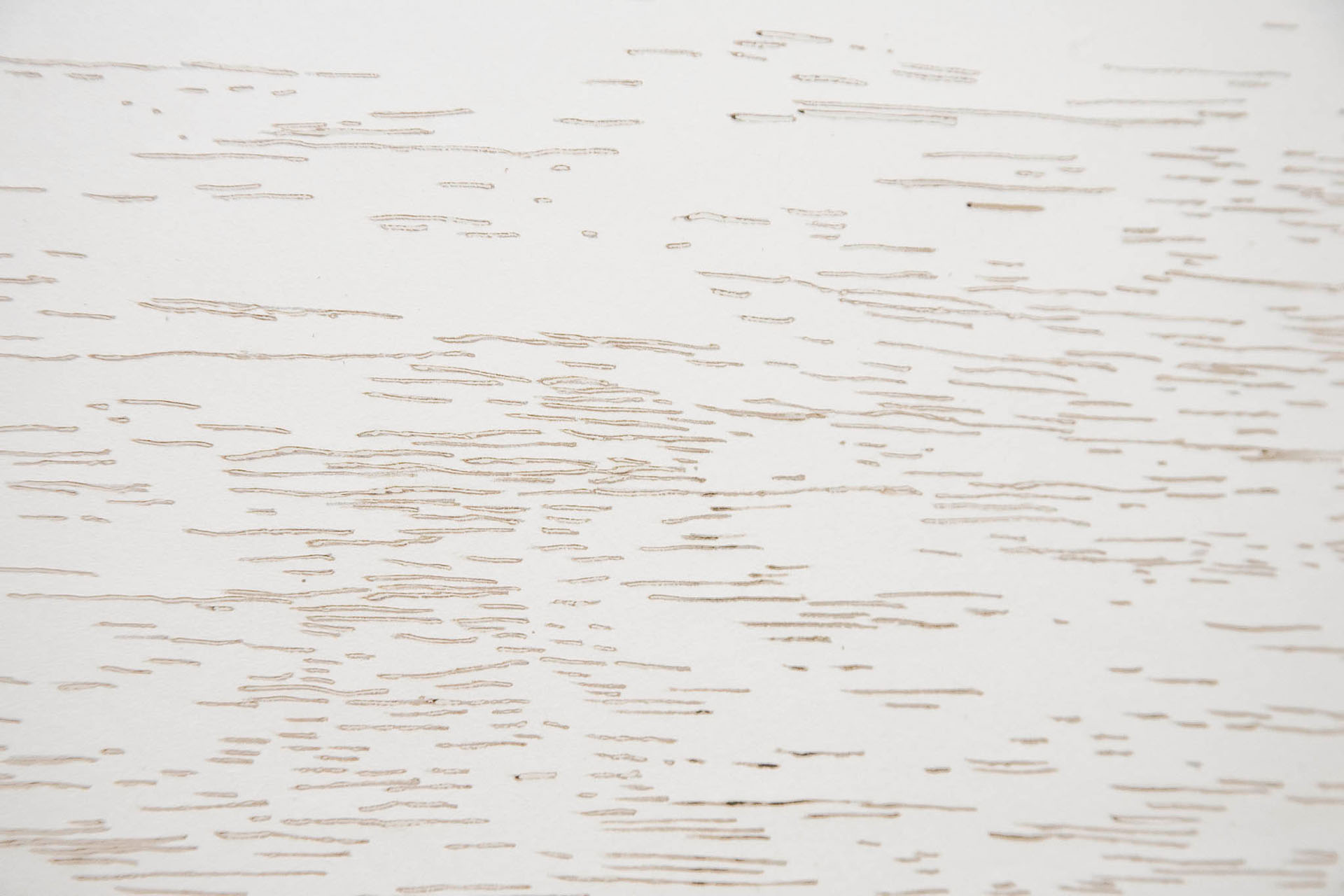 """""""Burn"""" panel, detail of The Hours 2010"""