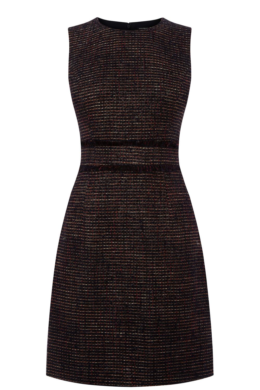 Waist Detail Tweed Shift Dress.jpg