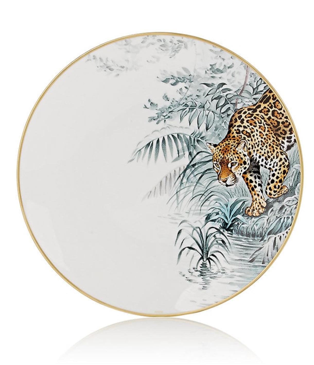 Hermes Dinner Plate