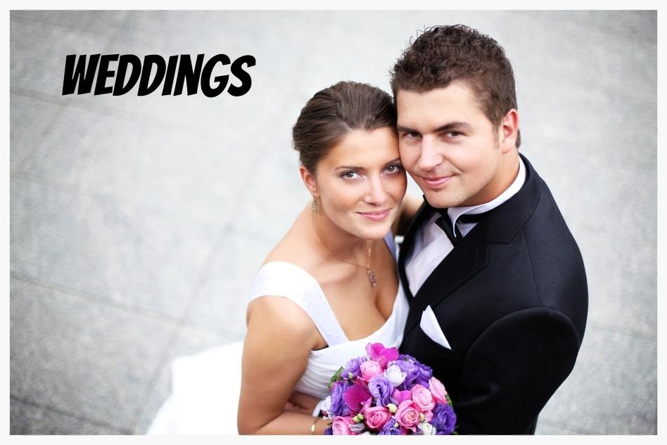 Happy Wedding Couple - Wedding DJs Toronto