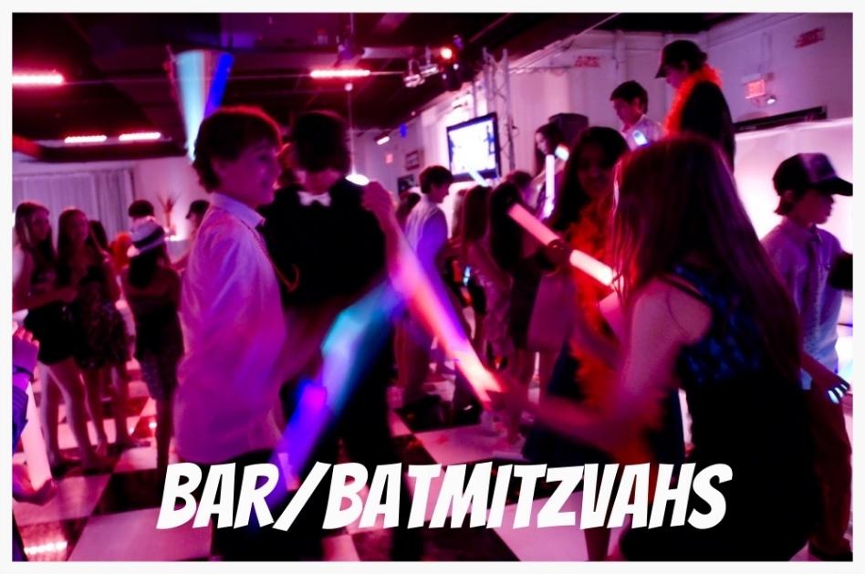 Dancing at a Bar Mitzvah in Toronto