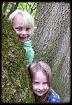 Alex and Abbie tree pose.JPG