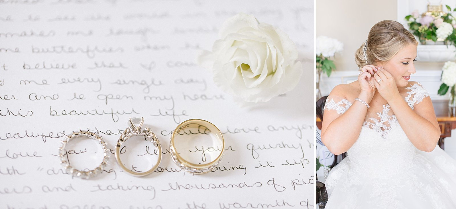 classic Wedding day photographed by New Jersey wedding photographer Ashley Mac Photographs