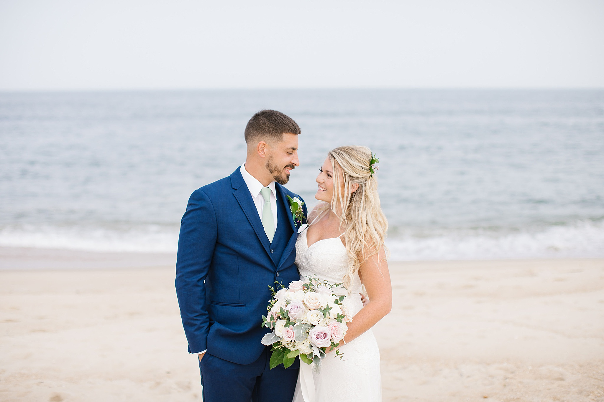 Ashley Mac Photographs | Spring Lake Bath & Tennis Club wedding | Spring Lake NJ wedding | NJ wedding day | NJ wedding photographer | New Jersey wedding day | New Jersey wedding photographer | Spring Lake New Jersey wedding day | Navy and sage wedding inspiration | NY wedding photographer