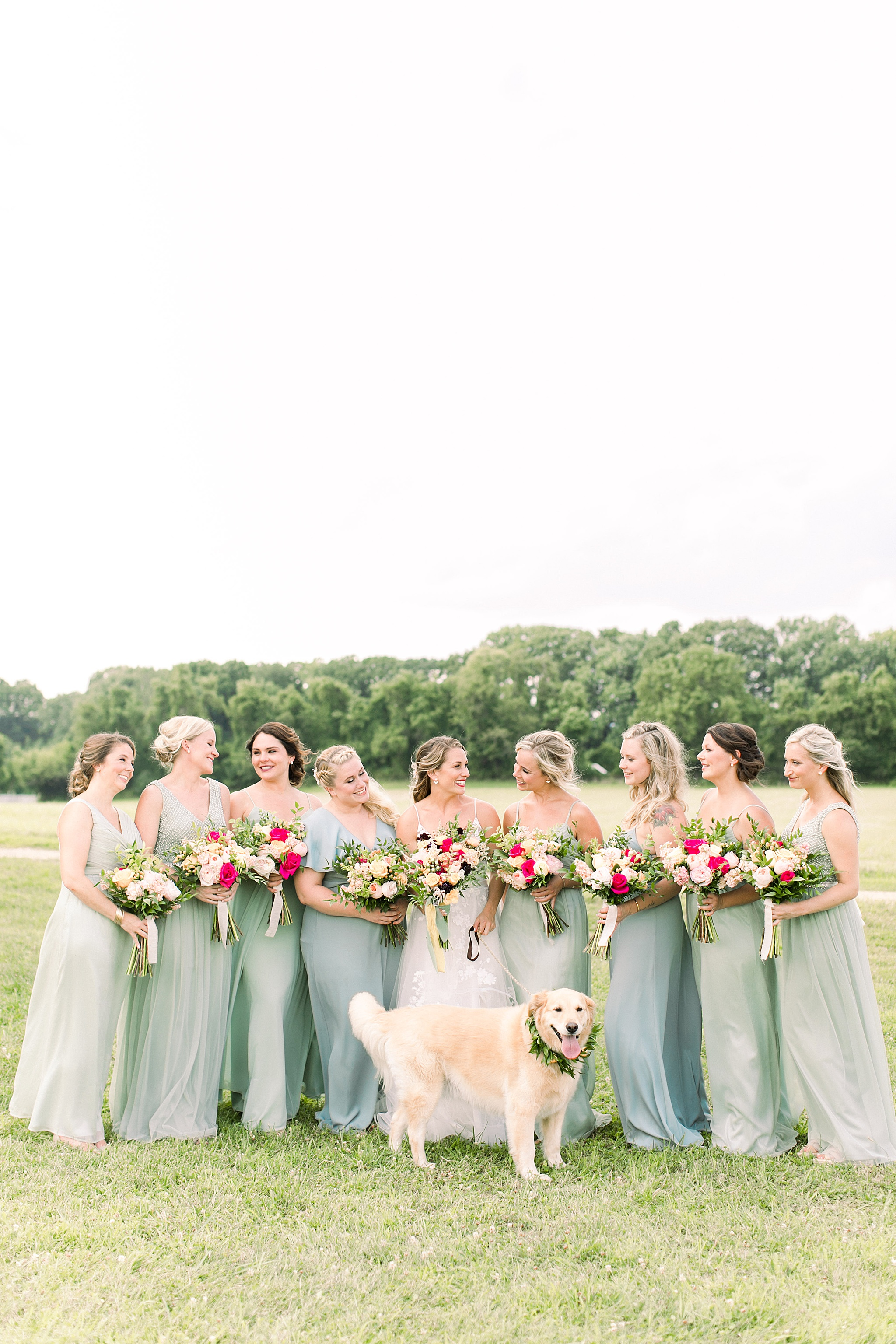 Bayonet Farm wedding day planned by Blue Mae Events, Ashley Mac Gets Married, NJ wedding day, New Jersey wedding day, outdoor New Jersey wedding day, boho chic wedding inspiration
