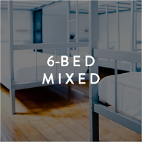 6 bed mixed room
