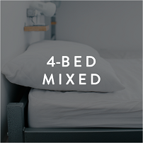 4 mixed bed room