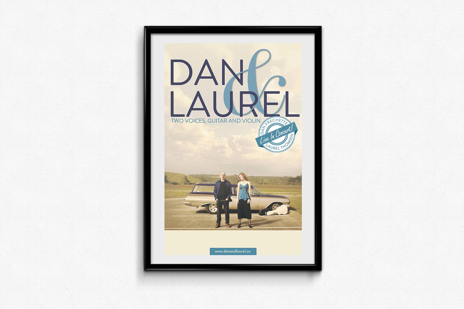 Dan Frechette & Laurel Thomsen