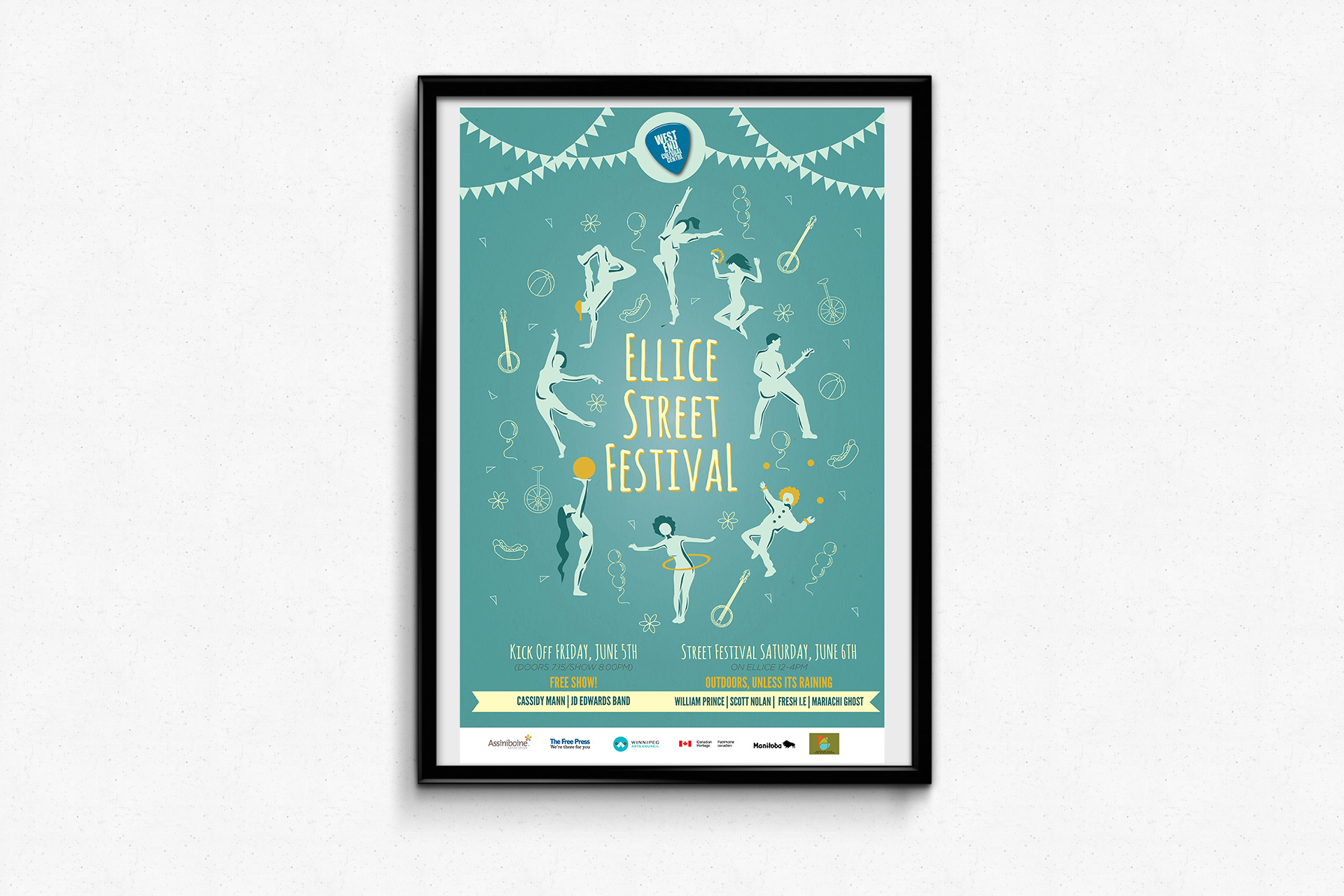 WECC– Ellice Street Festival