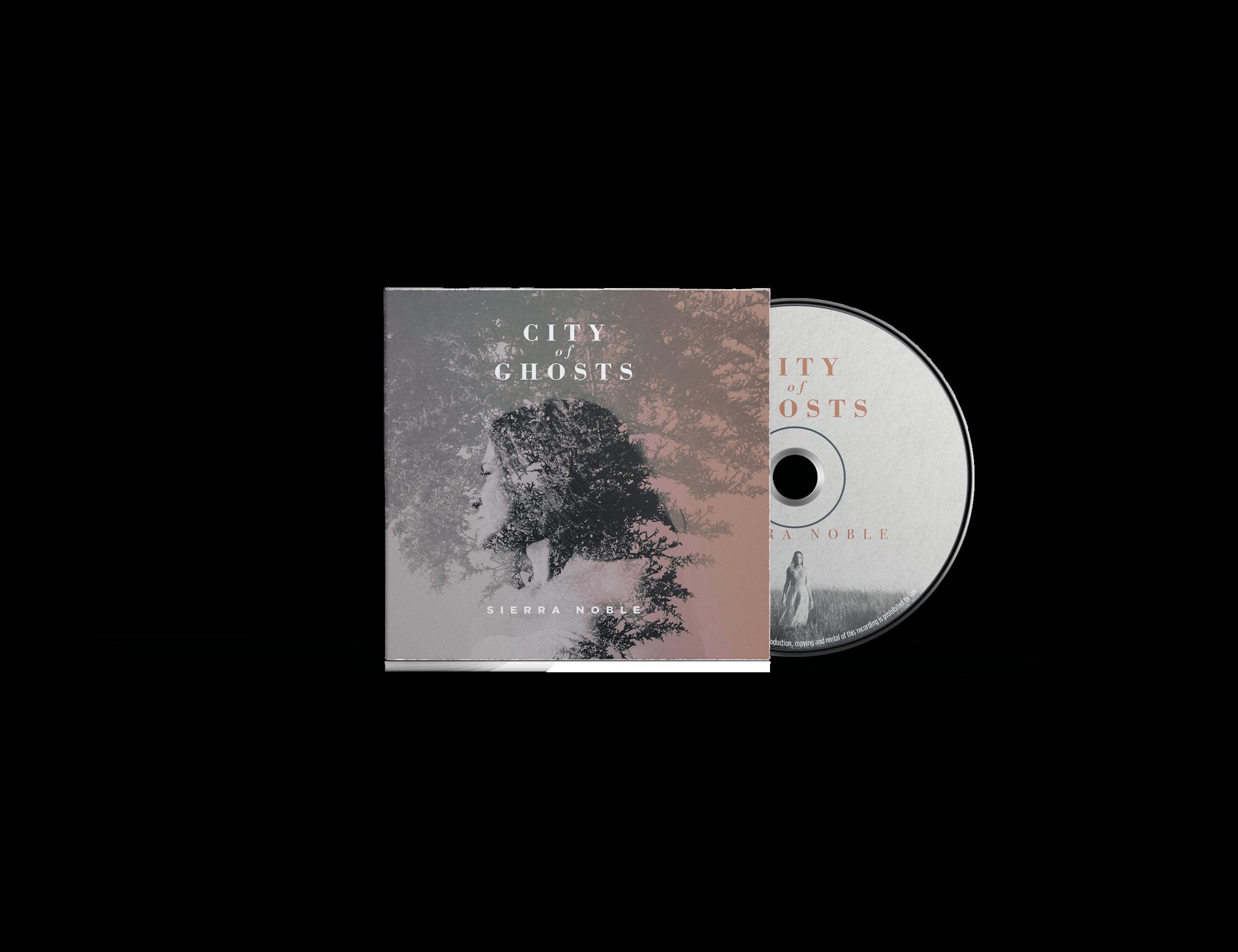 City Of Ghosts – Sierra Noble