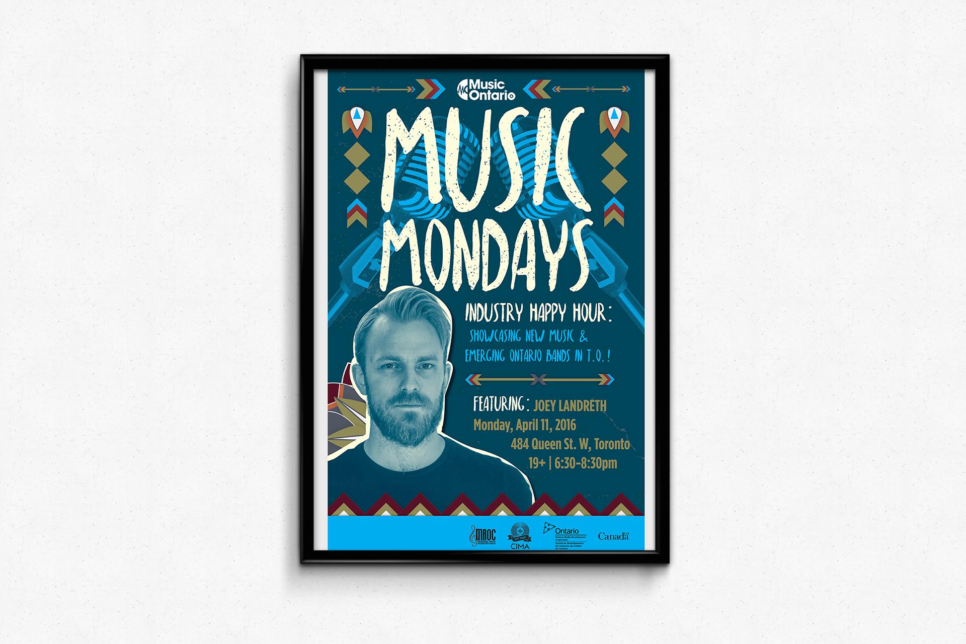 MusicOntario– Music Mondays