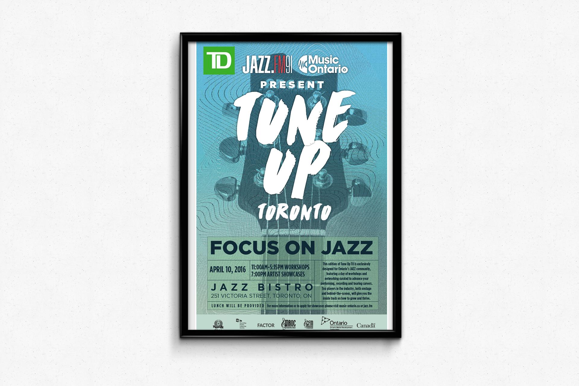 MusicOntario – Tune Up Toronto!