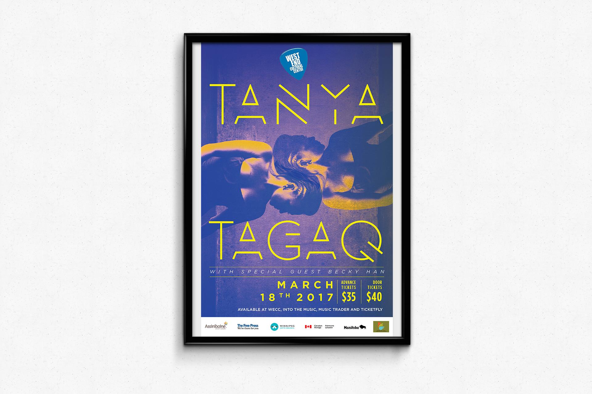 Tanya Tagaq @ The WECC