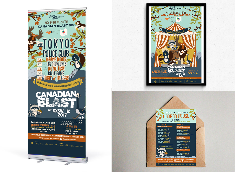 Canada Blast at SXSW 2017