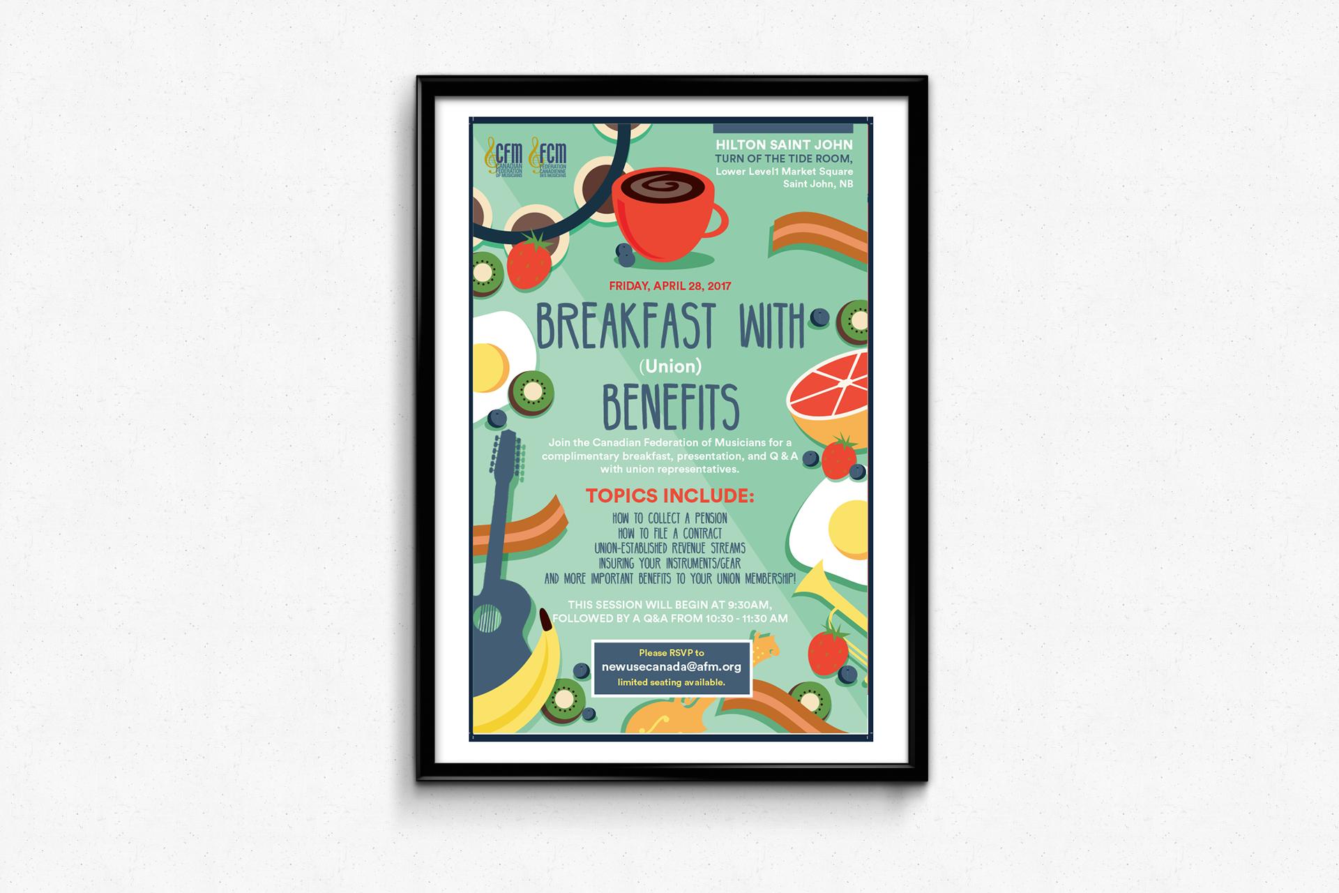 CFM Breakfast With Benefits