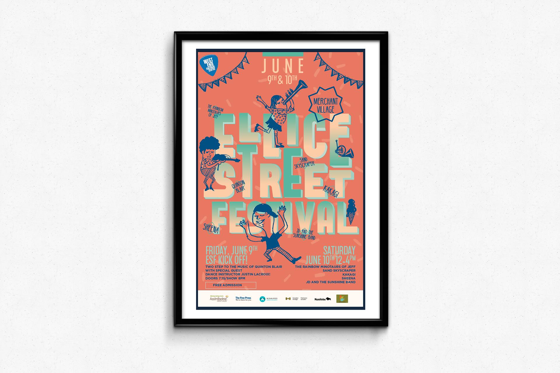 WECC — Ellice Street Festival