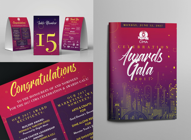 CIMA 2017 Celebration & Awards Gala
