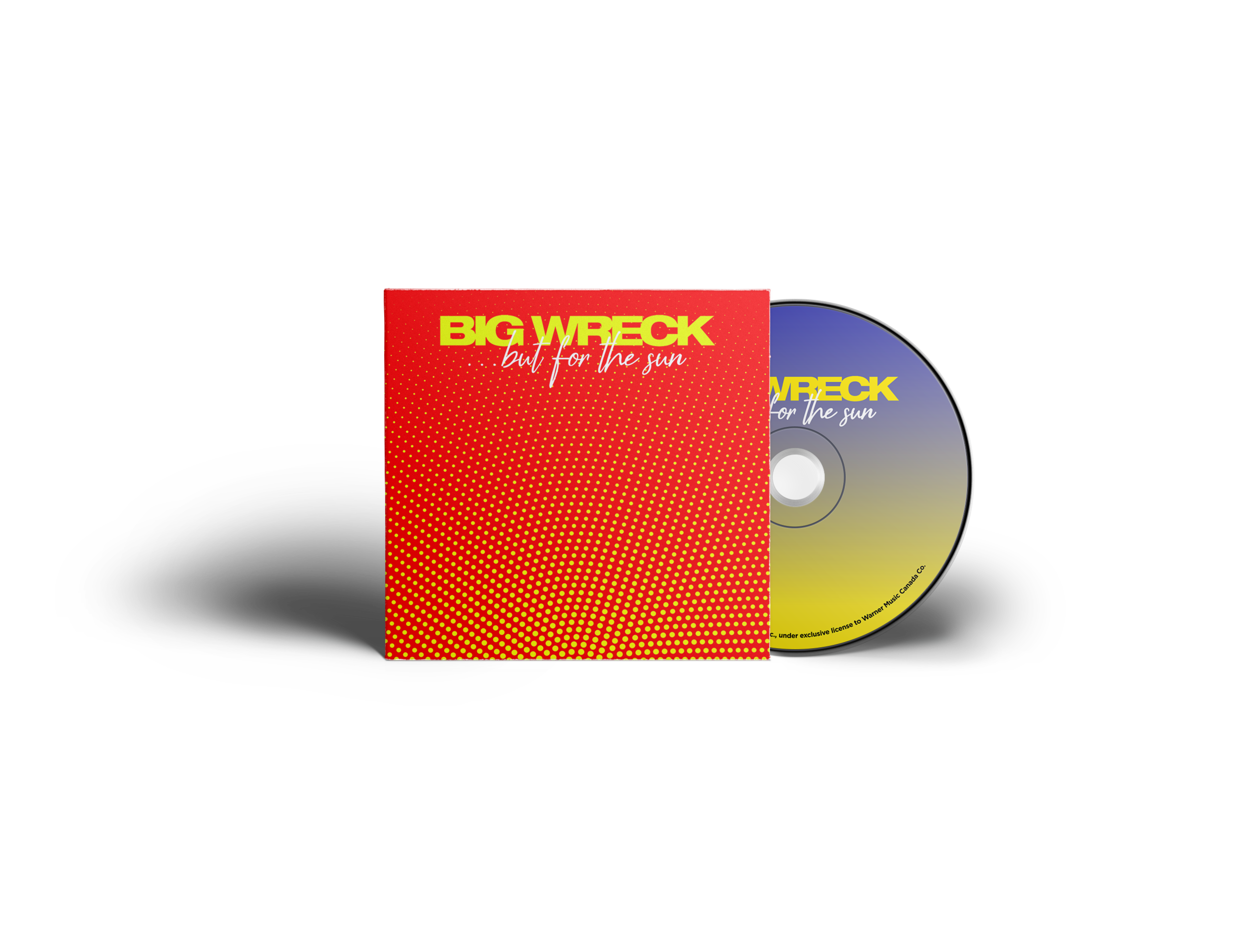 Big Wreck — ...but for the sun