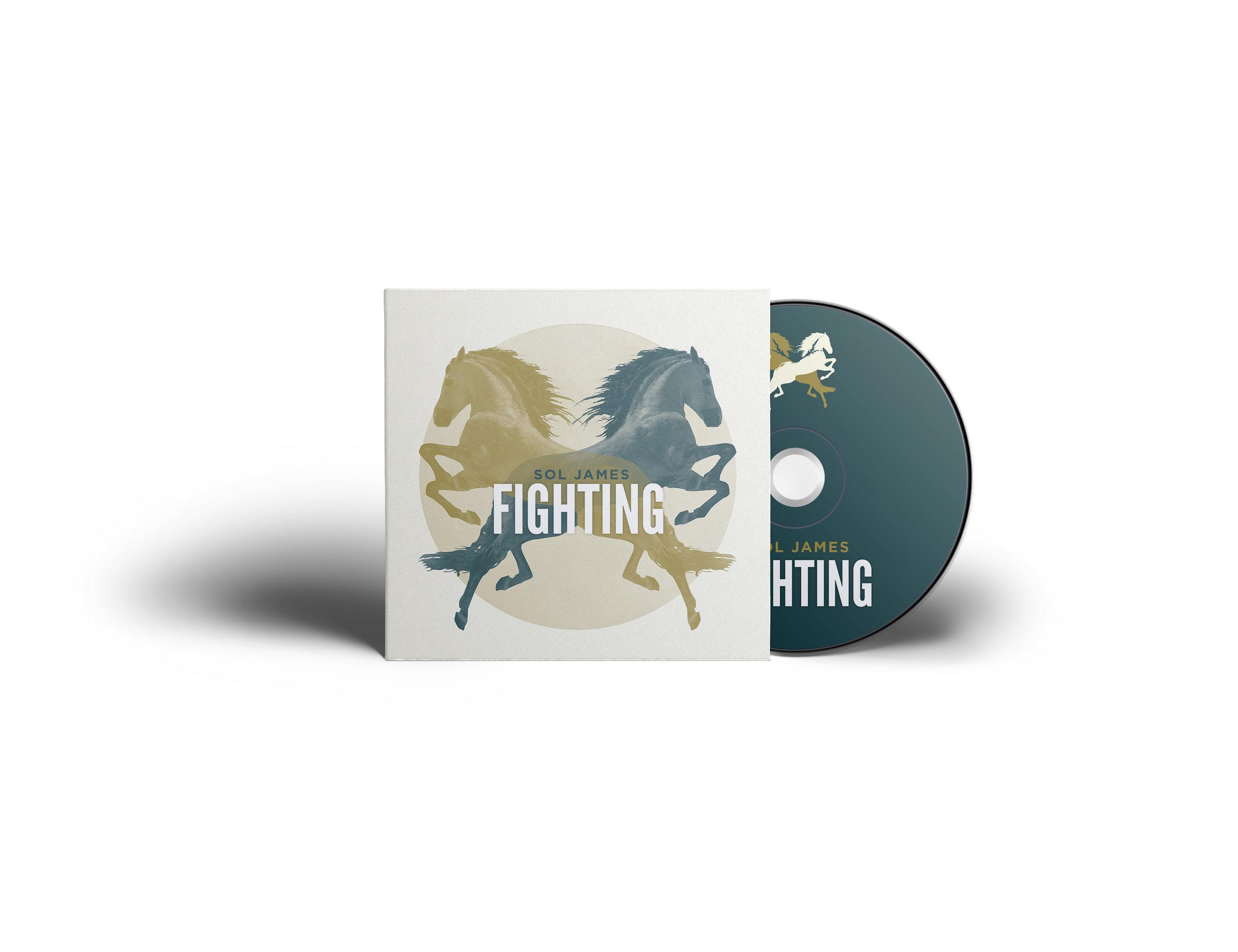 Sol James —Fighting