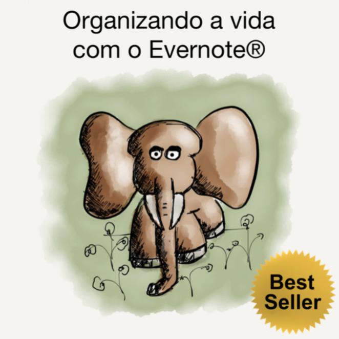 Organizando a vida com o Evernote (capa)