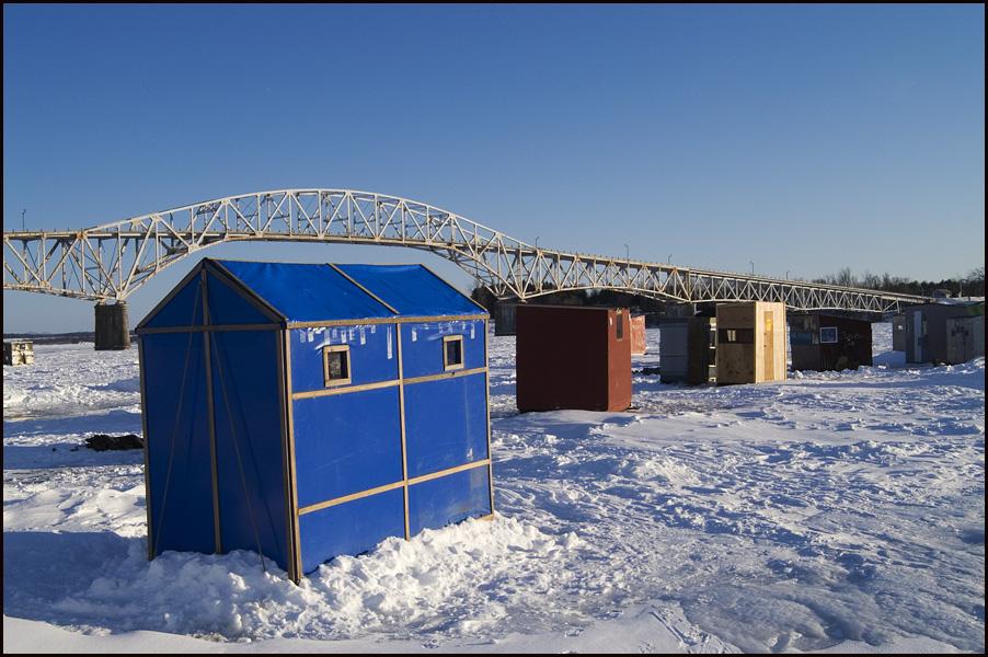 Ice fishing and Bridge.jpg