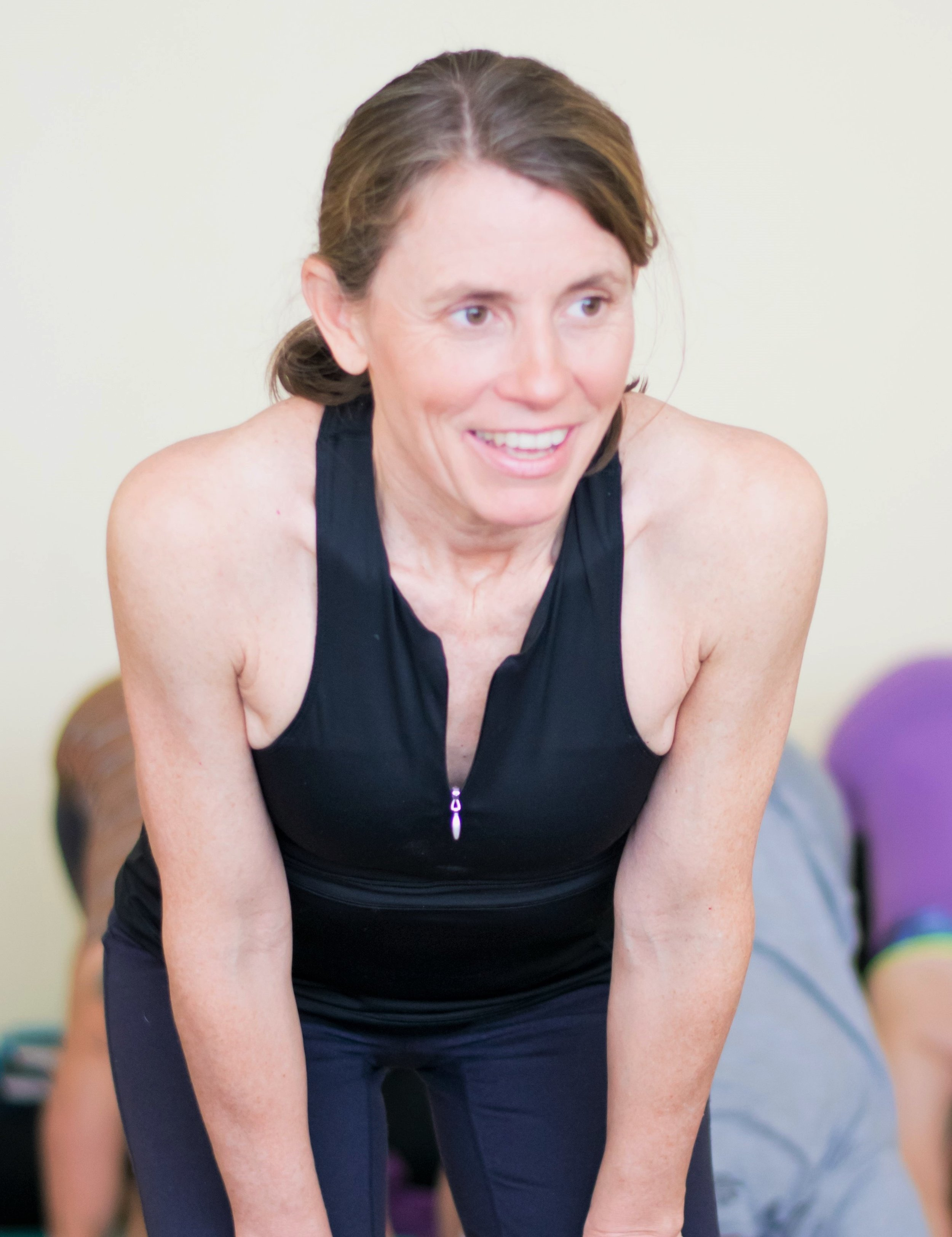 About Linda Meacci Yoga Instruction