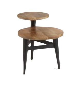MID-CENTURY END TABLE | QTY 2 | $65