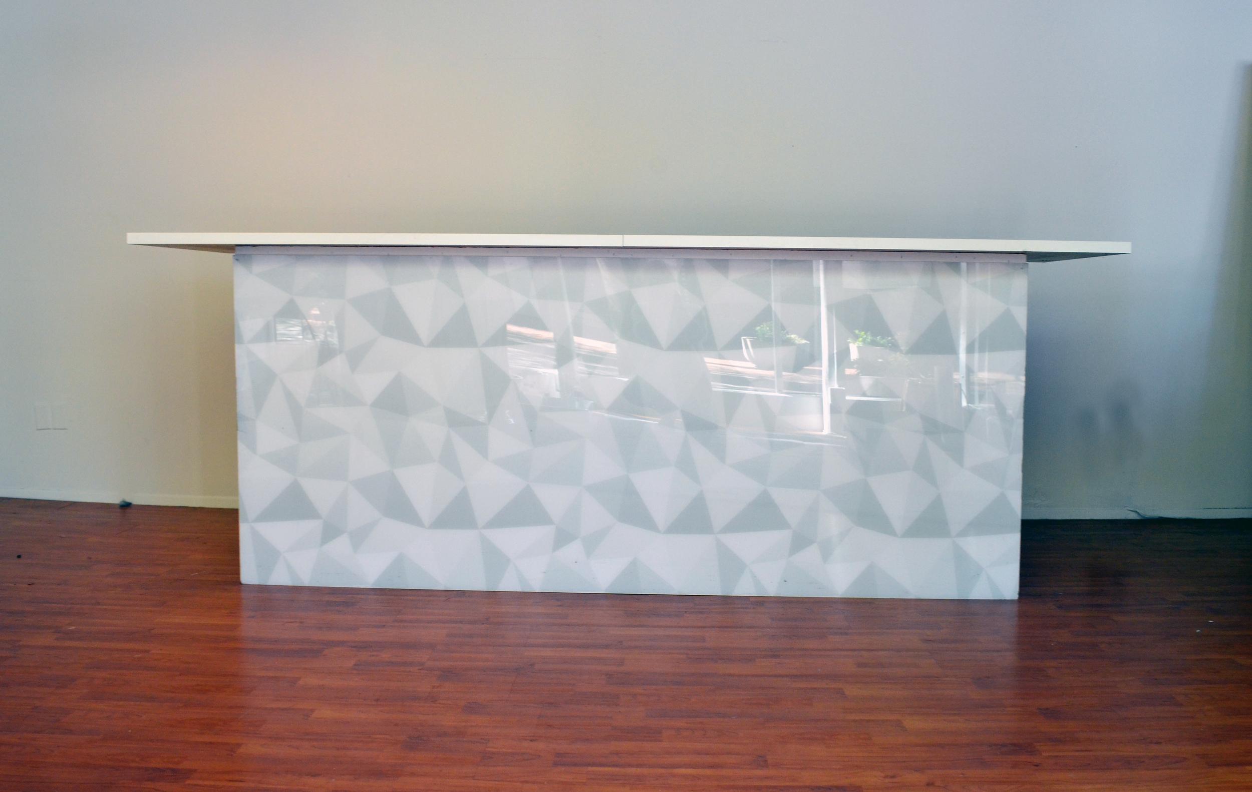 GEOMETRIC BAR| QTY 2 | $375