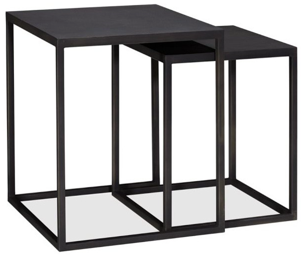BURKE NESTING END TABLE | QTY 7 | $65