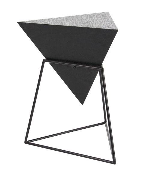 TRIANGLE END TABLE | QTY: 8