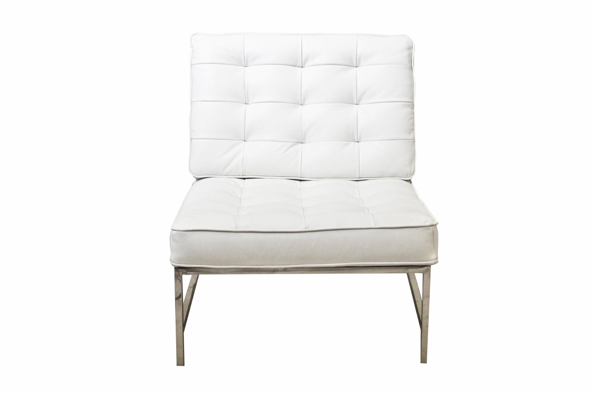 White Barica Chair | QTY 10 | $150