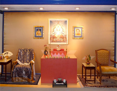 The Shambhala Center in Seattle