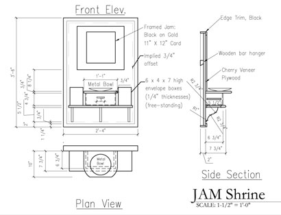 JAM Shrine Plan