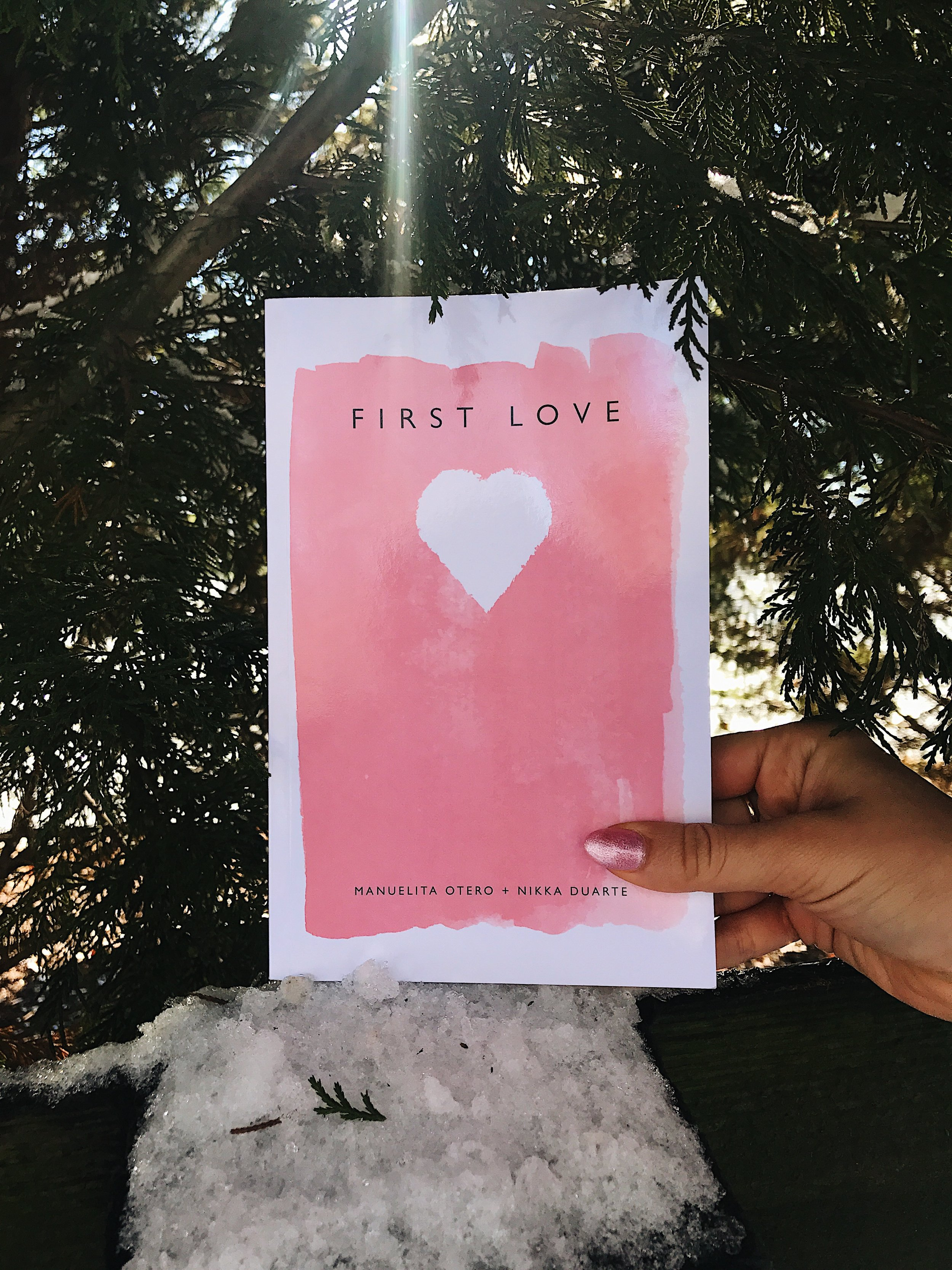 FIRST LOVE - OUT NOW