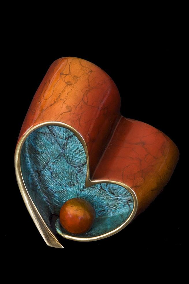 """Follow Your Miniature Heart (4.25"""" H)"""