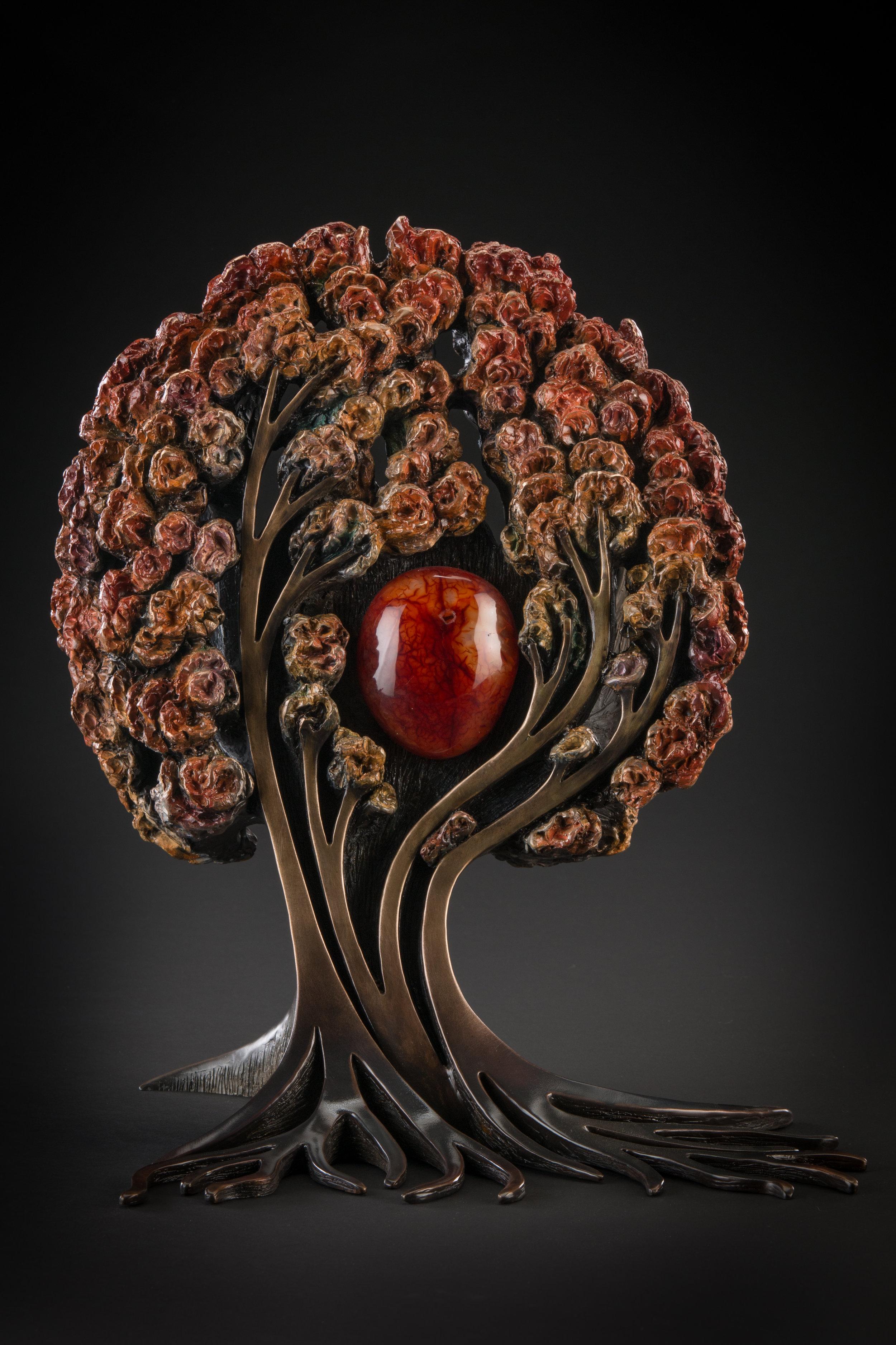 "Tree of Life (16.25"" H x 13"" W x 11"" D)"