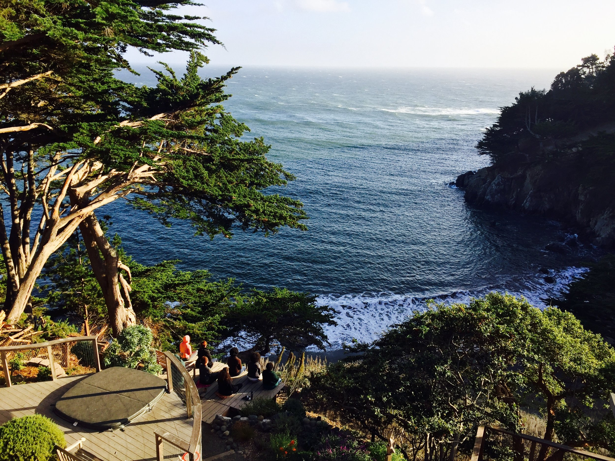 Dive Deep Writing Retreat at Muir Beach - Sunday, October 13th, 9:30am-4:30pmExplore your story surrounded by the beauty and wildness Muir Beach in a retreat space overlooking the ocean. This day-long workshop includes space for going deep into your writing practice in a safe and supportive environment. The day includes time for rest, exploring nature, meditation, and set yourself up the next step on your writing. For details and to register email: writeyourwaytofreedom@gmail.com