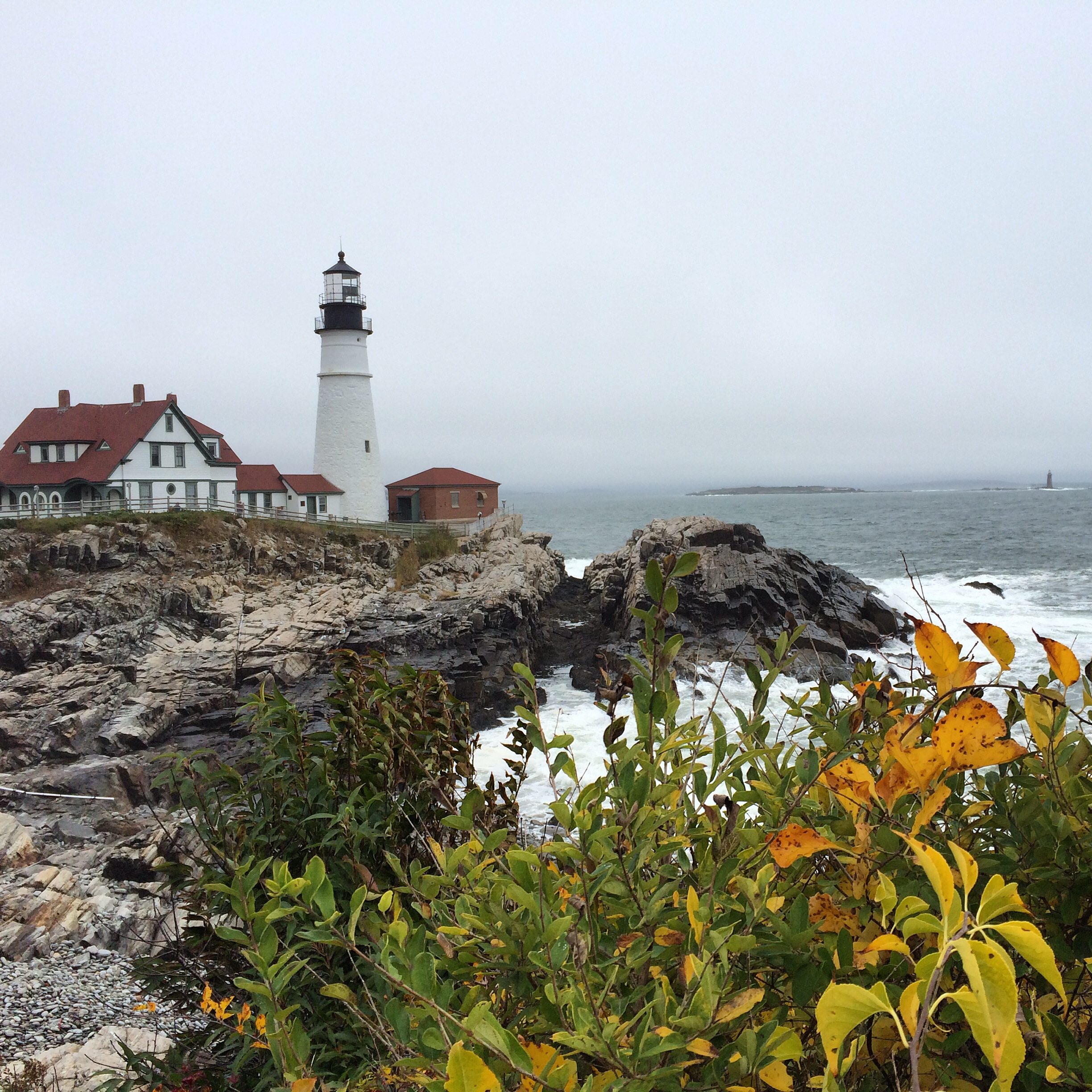 Lighthouse - Portland, maine