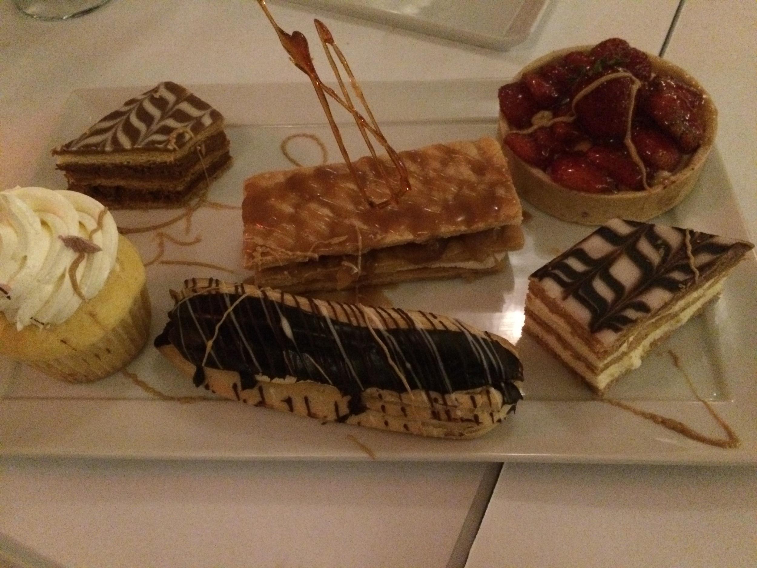 do not skip dessert.