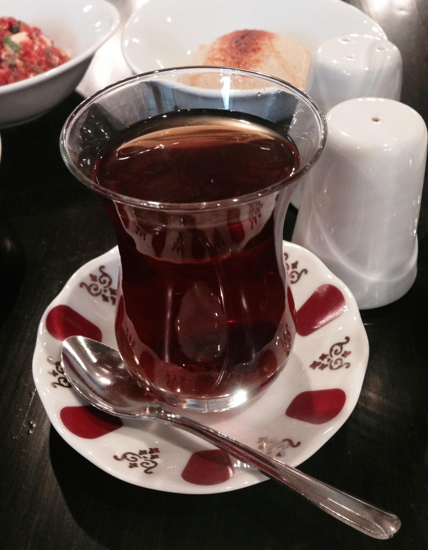 The tea at Ankara -Photo courtesy Ankara