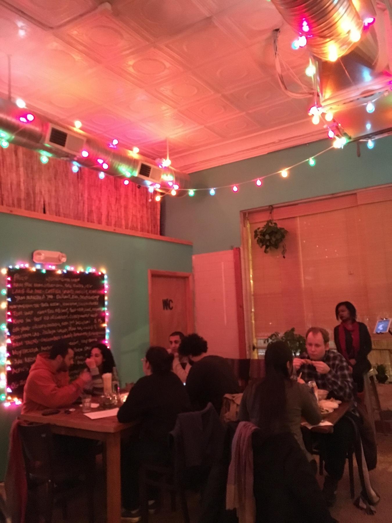 Alfie's DC Thai streetfood pop up