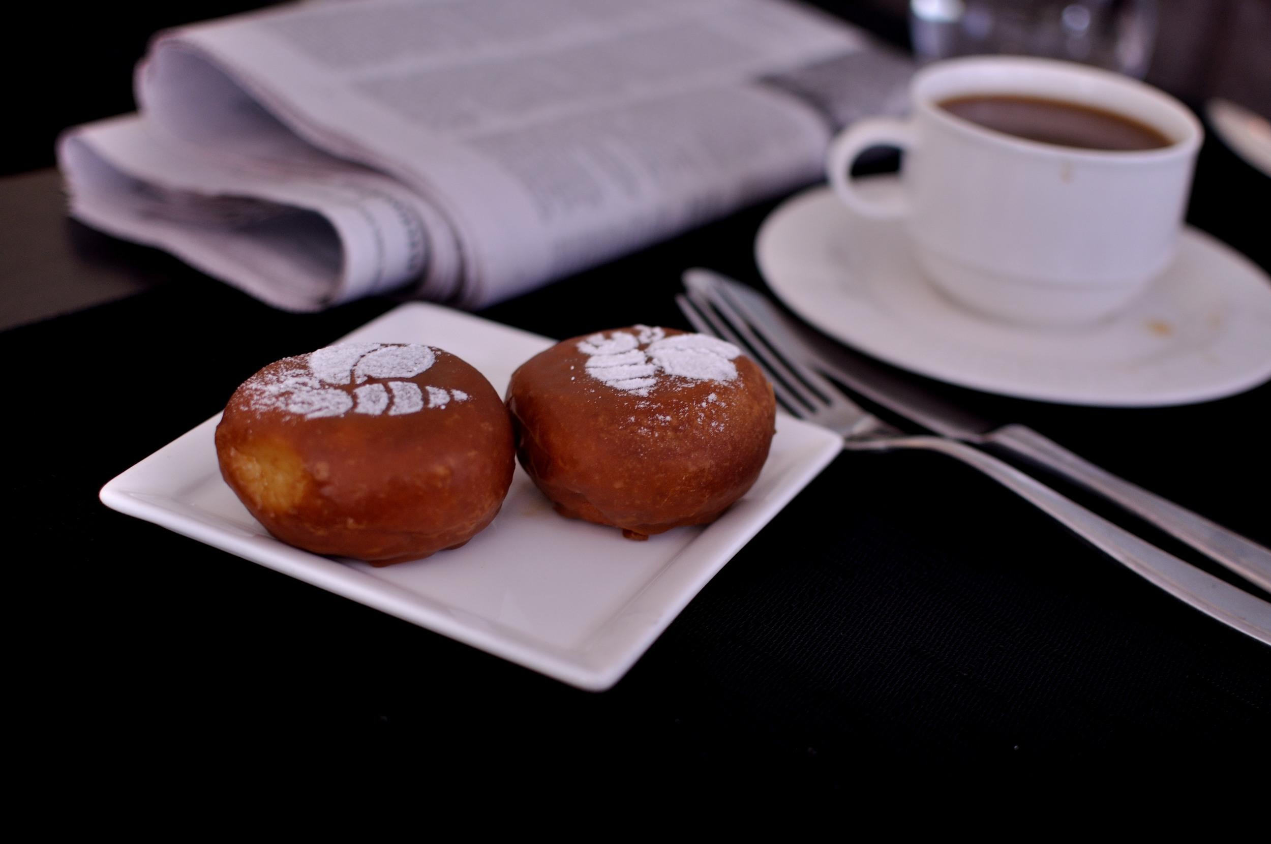 bee my honey doughnuts