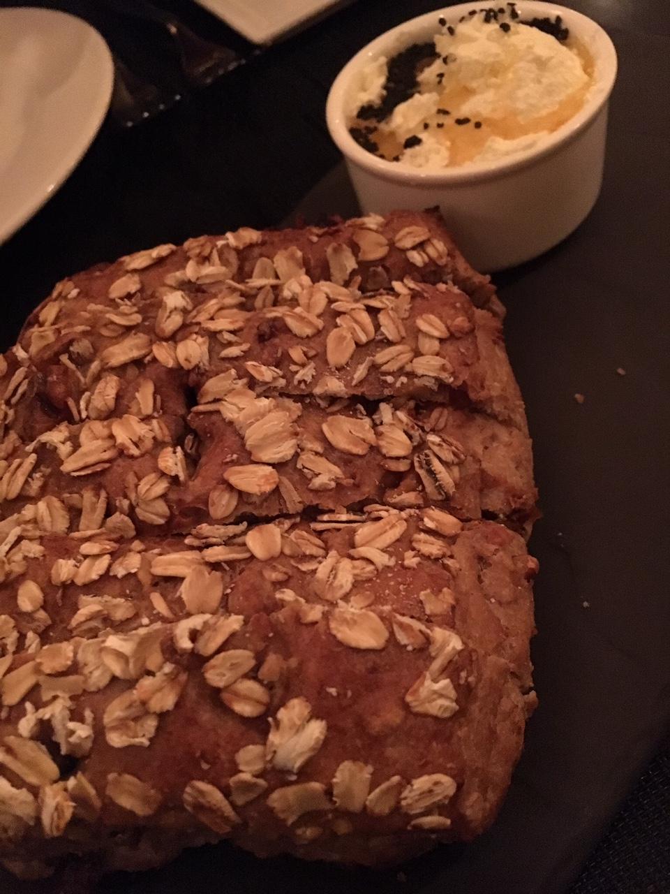 oney walnut bread